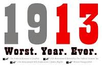 1913 The Worse Year Ever